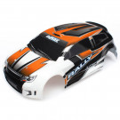 Carrosserie latrax rally orange