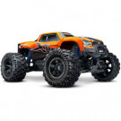 X-MAXX 4X4 ORANGE X - 8S - BRUSHLESS - WIRELESS - ID - TSM - Traxxas