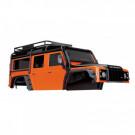 Carrosserie complete Land Rover Defender orange