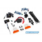 Kit complet LED + alimentation 3V - 0.5A pour TRX-4 Ford Bronco Traxxas