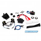 Kit complet LED + alimentation pour TRX-4 Chevrollet Blazer