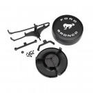 Support et capot roue de secours pour TRX-4 Traxxas