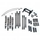 Kit complet bras/bielette long pour TRX-4 Traxxas