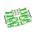 Kit de suspension large vert Widemaxx pour Traxxas Maxx