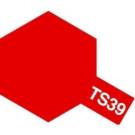 Bombes de peinture Rouge Mica TS39 Tamiya