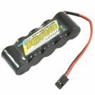 Batterie pour émetteur NIMH 6V 1600Mah NiMH avec prise JR