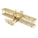Maquette statique Wright Flyer en kit bois
