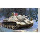 Maquette de char SU-122 1/35