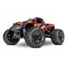 Traxxas HOSS 4x4 VXL Orange