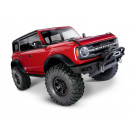 TRX-4 Ford Bronco 2021 Rouge