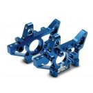 Cellule arriere aluminium anodisee bleue