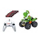 Quad RC Yoshi Kart 1/20