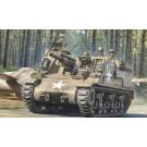 Maquette de tank M7 Priest Gun Motor Carriage 1/35