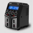 Chargeur T100 Duo AC (LiPo 2-4s jusqu'à 5A - 2x50w)