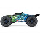 E-REVO 2 - 4x4 - 1/10 brushless - TSM - sans AQ/CHG - Vert Traxxas