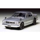 Maquette de voiture Nissan Skyline 1/24
