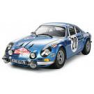 Maquette de voiture Alpine Renault 1/24