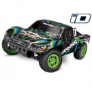 Slash 4x4 - 1/10 BRUSHED TQ 2.4GHZ - iD (vert) Traxxas