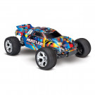 Rustler Rock n' Roll brushed (SS AQ/CHA) Traxxas