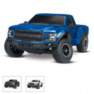 Ford raptor f-150 Bleu- 4x2 - 1/10 brushed tq 2.4ghz - id
