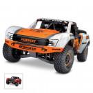 Unlimited Desert Racer - 4X4 - VXL - TSM - Orange Traxxas